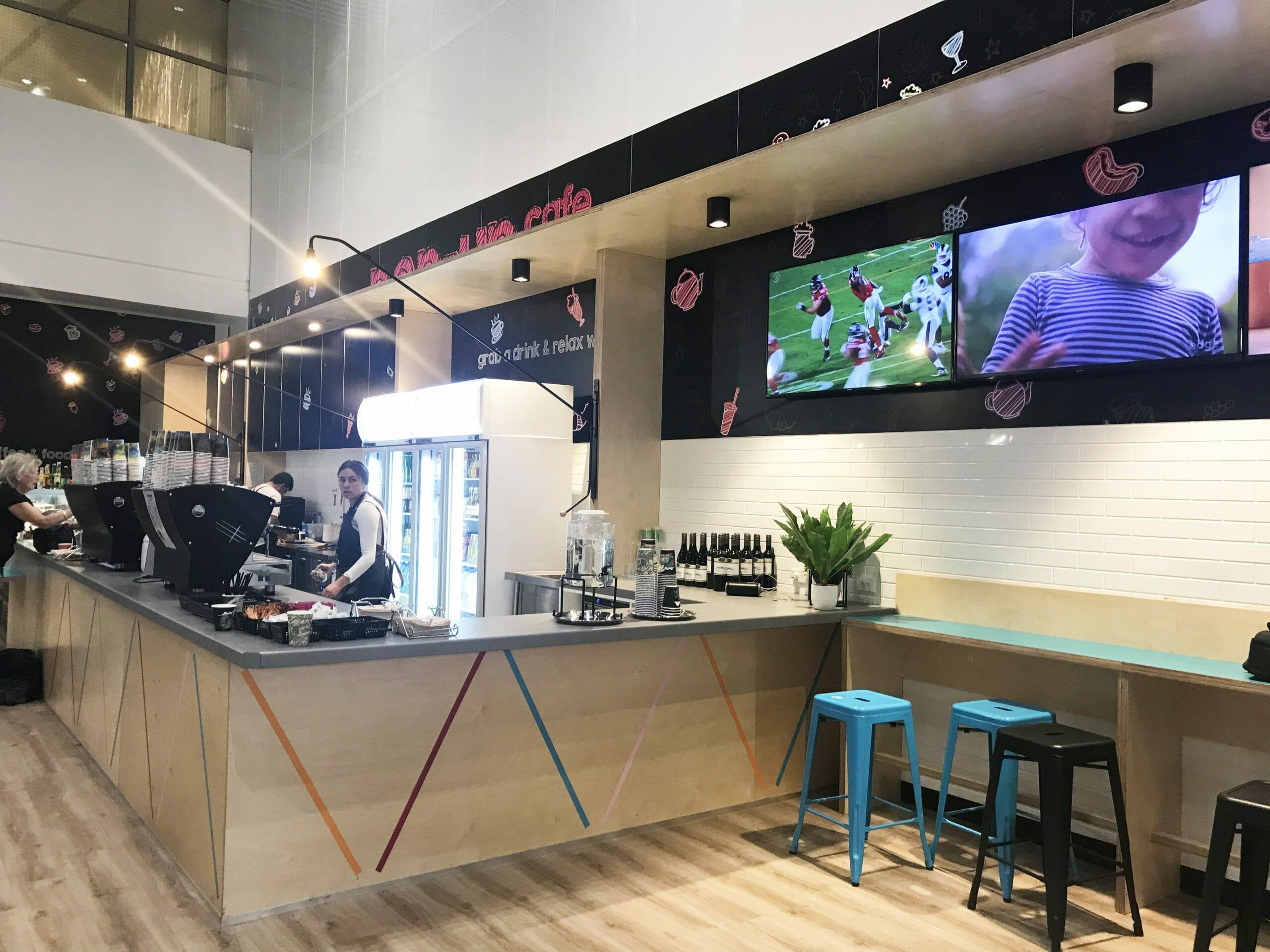 Pop-up Cafe