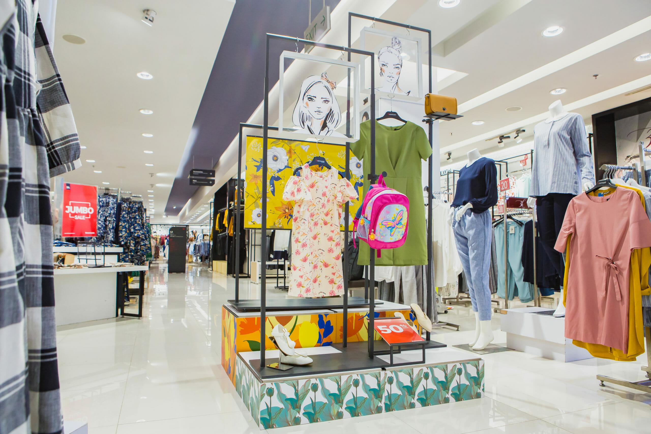Window Shopping – Making an Impact