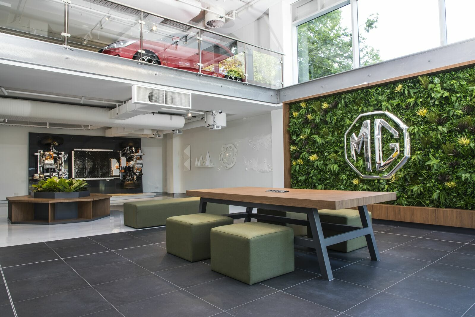 MG Motor Sydney Flagship