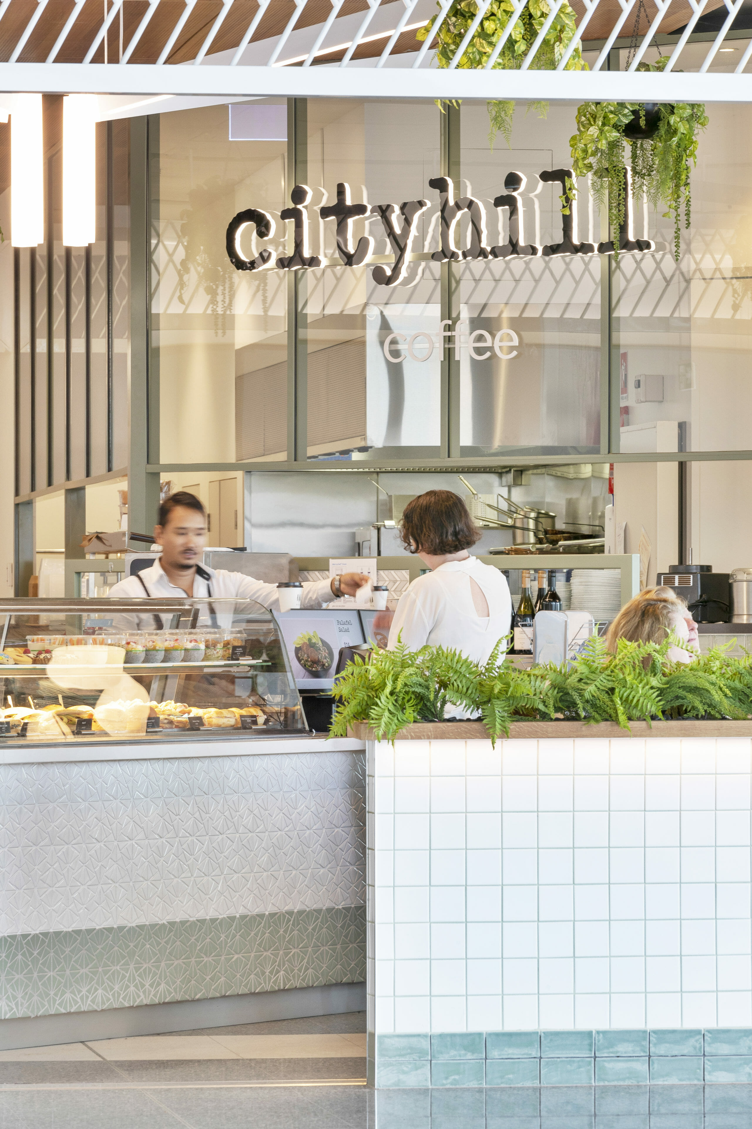 City Hill Coffee