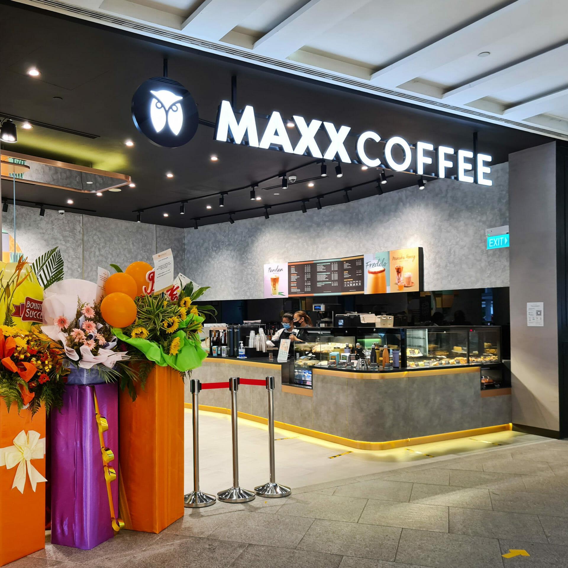 Maxx Coffee JEM