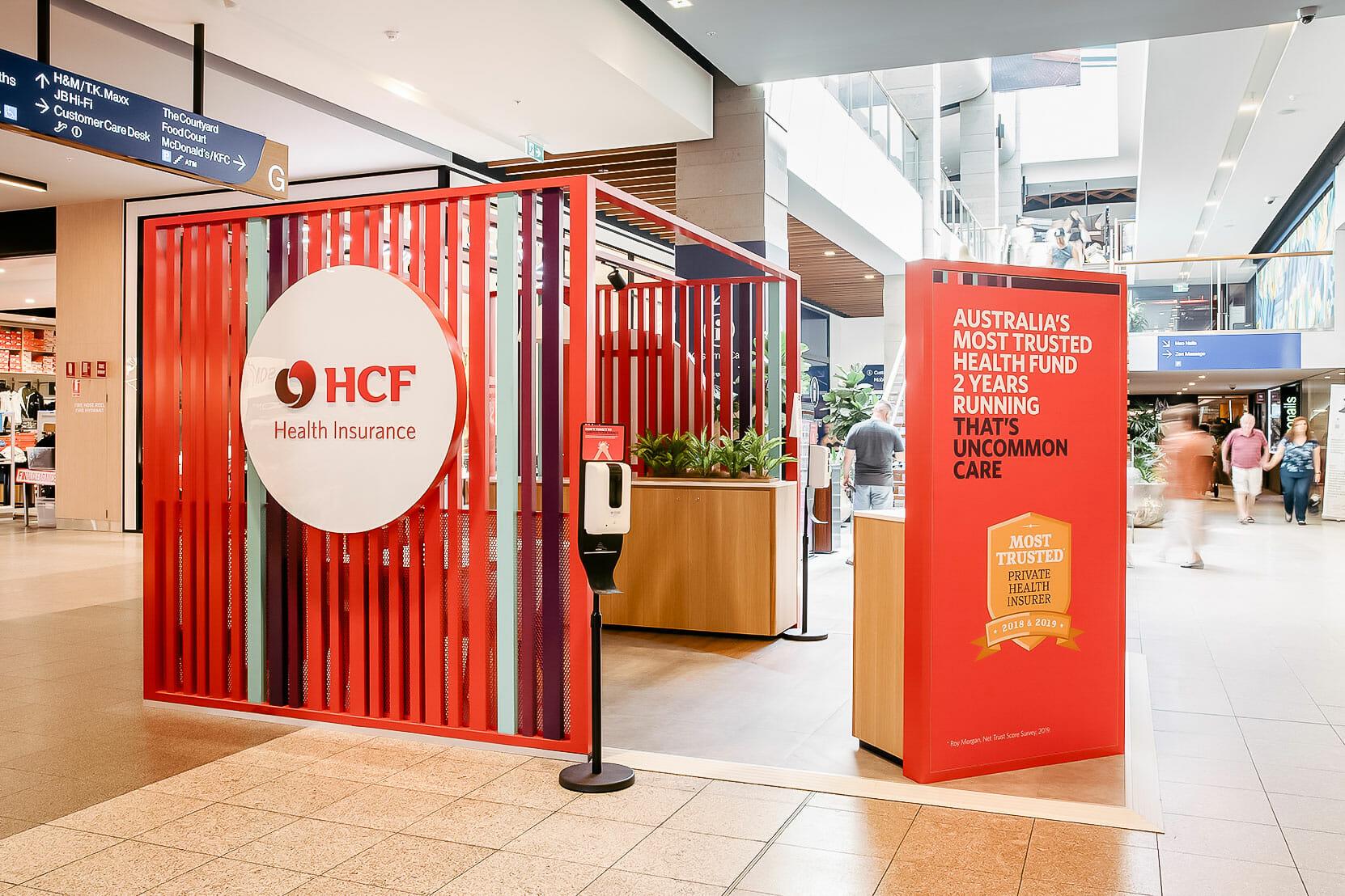 HCF Kiosk