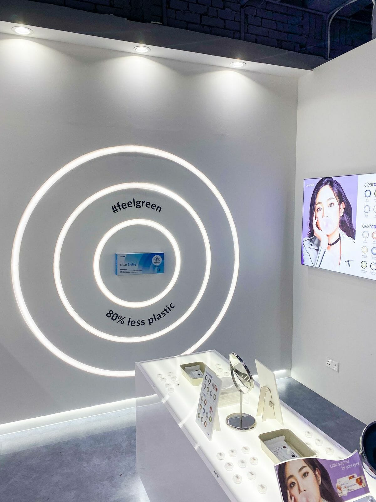 Clearlab Contact Lenses – The Centrepoint